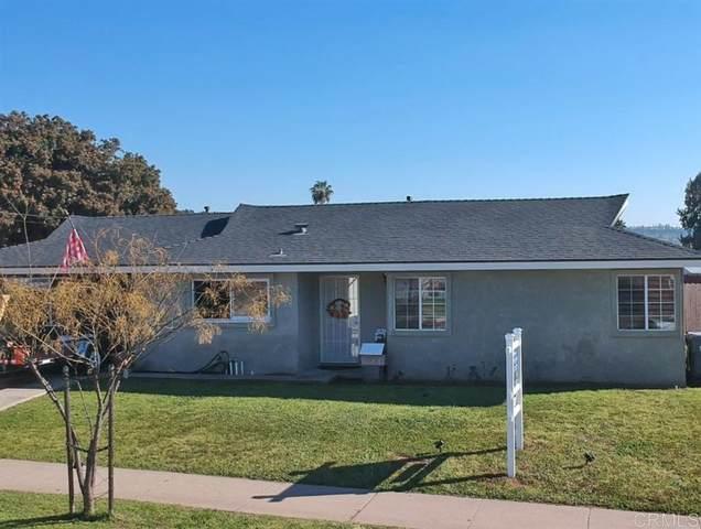 9407 Pearlwood Road, Santee, CA 92071 (#200008059) :: Whissel Realty