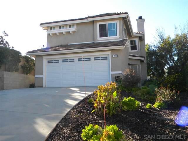 282 Editha Drive, El Cajon, CA 92019 (#200008105) :: Neuman & Neuman Real Estate Inc.