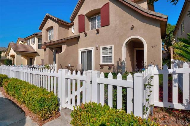 1457 Normandy Drive, Chula Vista, CA 91913 (#200008210) :: Cane Real Estate