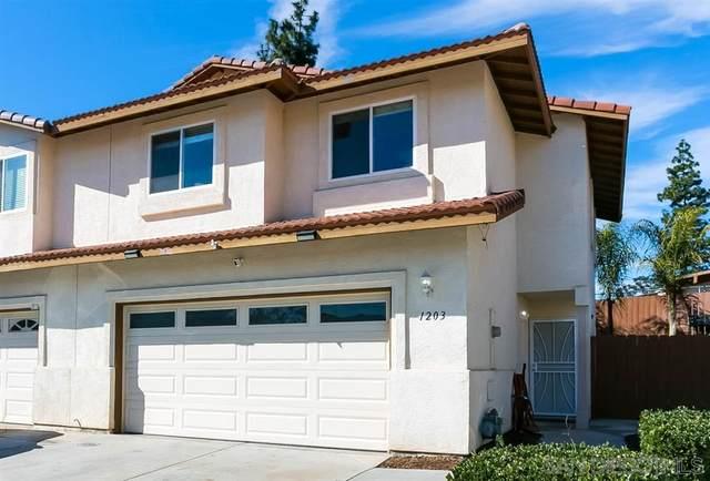 1203 Winter View Pl, El Cajon, CA 92021 (#200008347) :: Allison James Estates and Homes