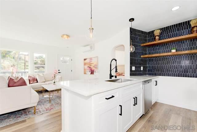 1130-32 Sassafras, San Diego, CA 92103 (#200008375) :: Cane Real Estate