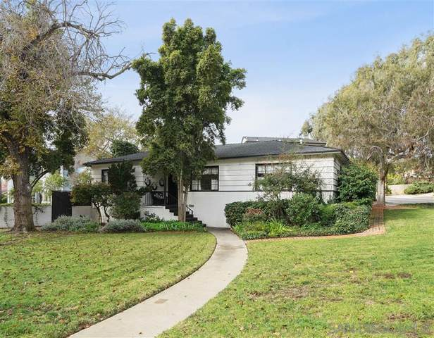 4890 Academy St, San Diego, CA 92109 (#200008491) :: Cane Real Estate
