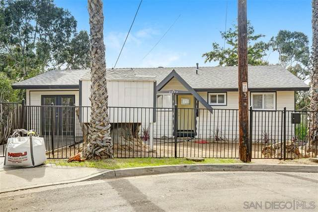 3675 Bellingham Ave, San Diego, CA 92104 (#200008702) :: The Stein Group