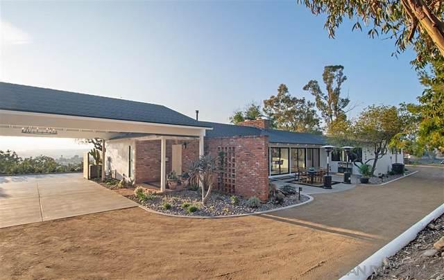 5472 Del Cerro Blvd, San Diego, CA 92120 (#200008708) :: Cane Real Estate