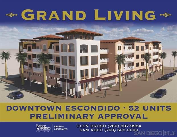 540 W Grand Avenue 1-8, Escondido, CA 92025 (#200009258) :: Dannecker & Associates