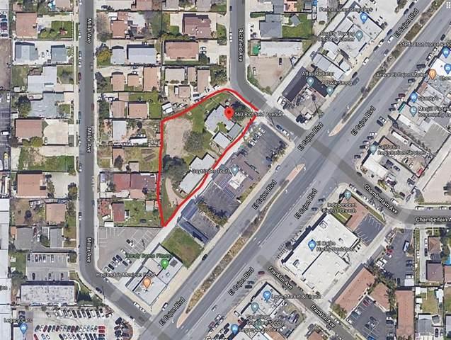 560-576 Richfield Ave, El Cajon, CA 92020 (#200009600) :: Neuman & Neuman Real Estate Inc.