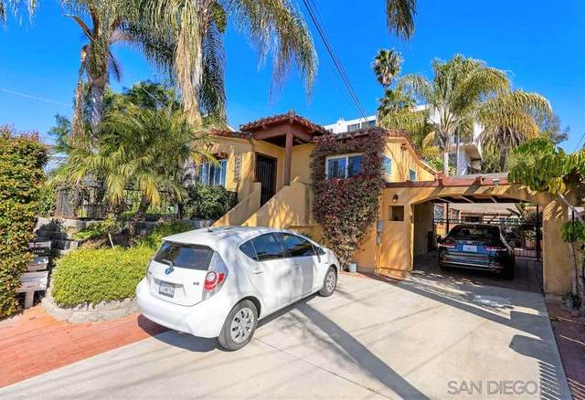 1660-62 Linwood St, San Diego, CA 92103 (#200009895) :: The Miller Group