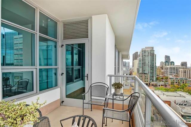 253 10Th Ave #1201, San Diego, CA 92101 (#200010648) :: Keller Williams - Triolo Realty Group