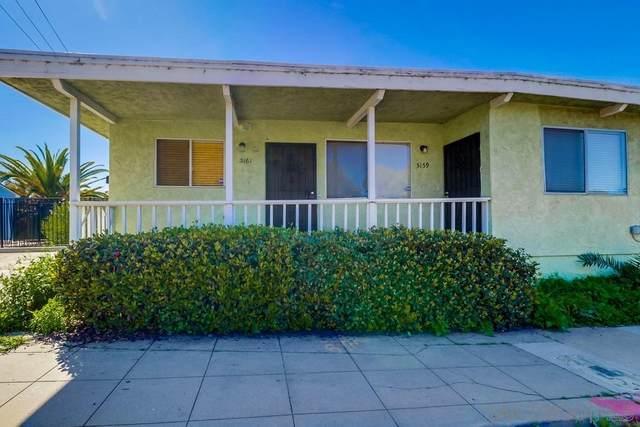 3159-61 Cedar St, San Diego, CA 92102 (#200010649) :: The Yarbrough Group