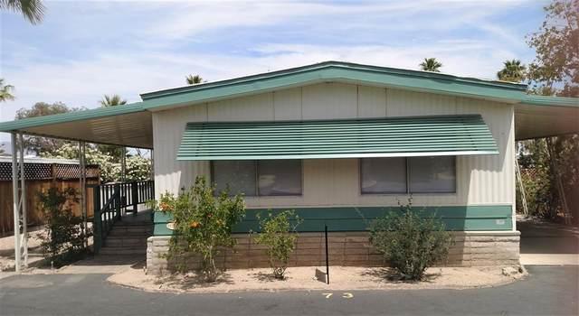 351 Palm Canyon Dr #73, Borrego Springs, CA 92004 (#200011295) :: Keller Williams - Triolo Realty Group