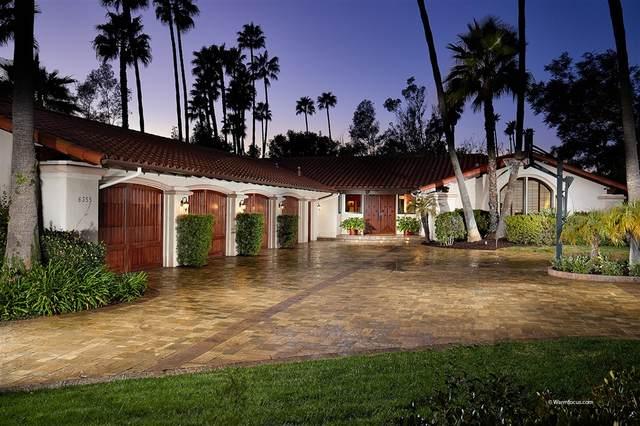 6355 Calle Del Campanario, Rancho Santa Fe, CA 92067 (#200011412) :: Keller Williams - Triolo Realty Group