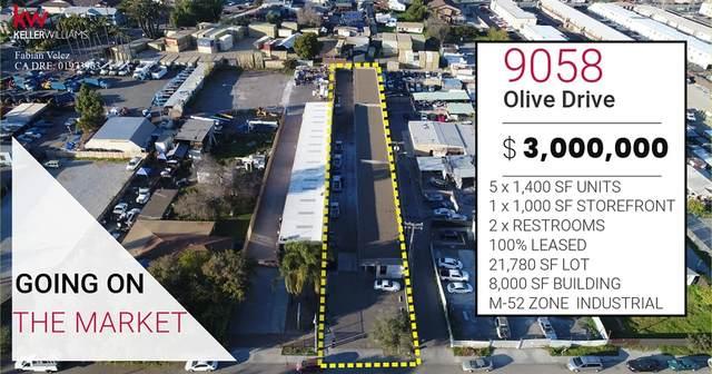 9058 Olive Dr, Spring Valley, CA 91977 (#200011510) :: Neuman & Neuman Real Estate Inc.