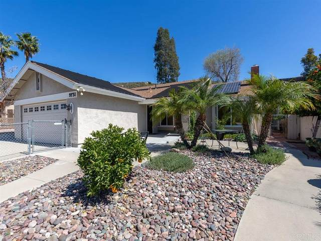 9731 Hinsdale St, Santee, CA 92071 (#200011967) :: Keller Williams - Triolo Realty Group