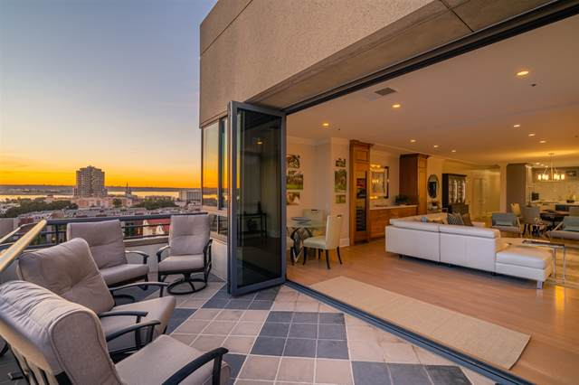 700 Front Street #701, San Diego, CA 92101 (#200012130) :: The Stein Group