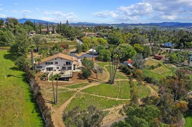 3715 Palomar Dr, Fallbrook, CA 92028 (#200012148) :: Neuman & Neuman Real Estate Inc.