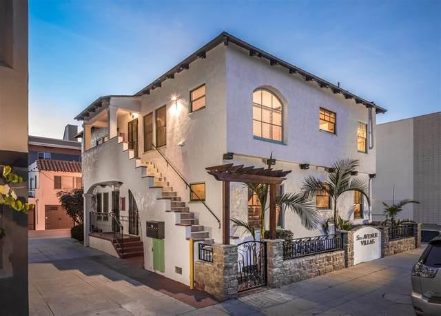 2926-2934 5th Ave, San Diego, CA 92103 (#200012183) :: Dannecker & Associates