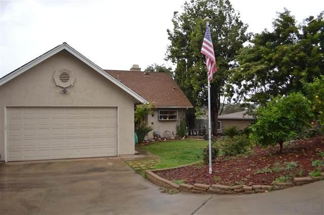 12683 Casa Vista Rd, Lakeside, CA 92040 (#200012949) :: Whissel Realty