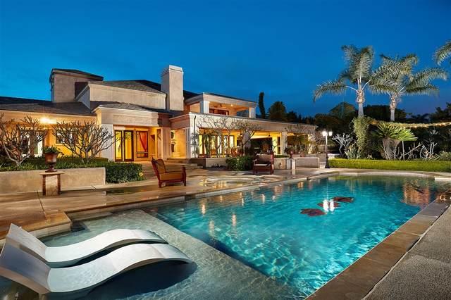 17109 Paseo Hermosa, Rancho Santa Fe, CA 92067 (#200013083) :: COMPASS