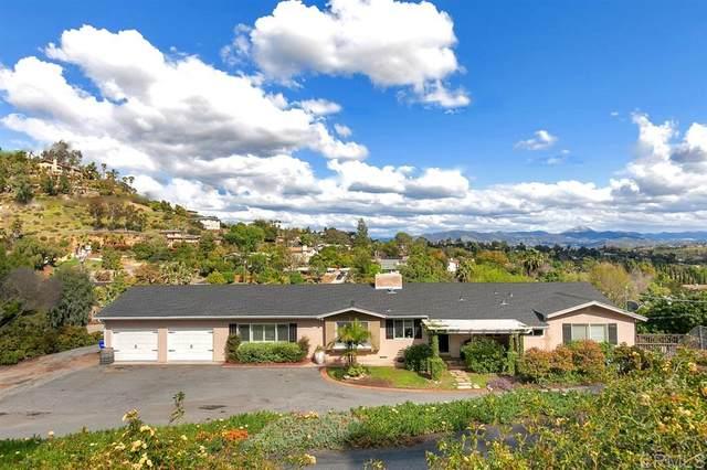 4261 Alta Mira Dr, La Mesa, CA 91941 (#200013354) :: Keller Williams - Triolo Realty Group