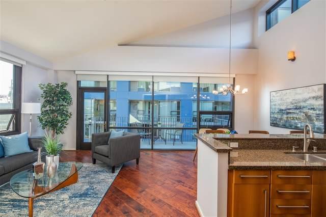 350 11th Ave #1124, San Diego, CA 92101 (#200013544) :: Dannecker & Associates