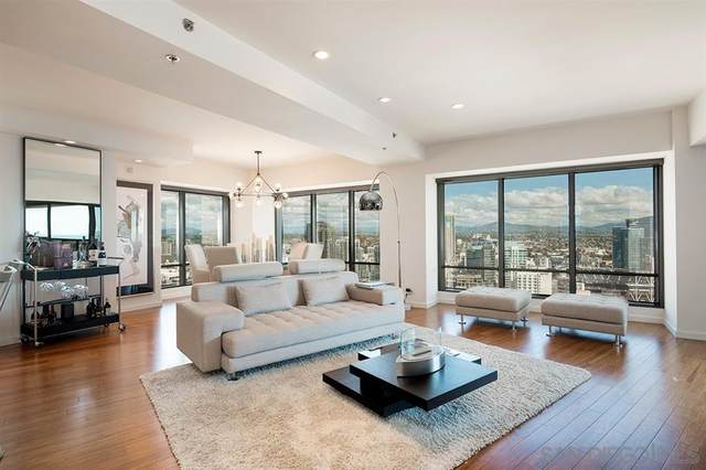 100 Harbor Drive #3206, San Diego, CA 92101 (#200013588) :: Neuman & Neuman Real Estate Inc.