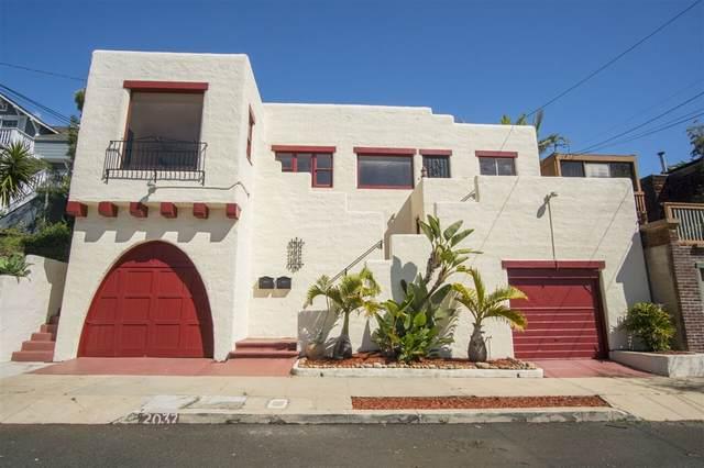 2035-37 Granada, San Diego, CA 92104 (#200013672) :: Whissel Realty