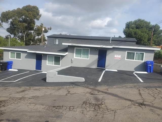 1121-23 Quail St, San Diego, CA 92102 (#200013675) :: San Diego Area Homes for Sale