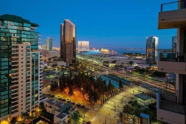 550 Front Street #1603, San Diego, CA 92101 (#200013770) :: The Stein Group