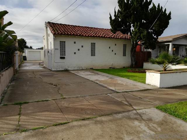 244 E 1St St, National City, CA 91950 (#200013786) :: Keller Williams - Triolo Realty Group