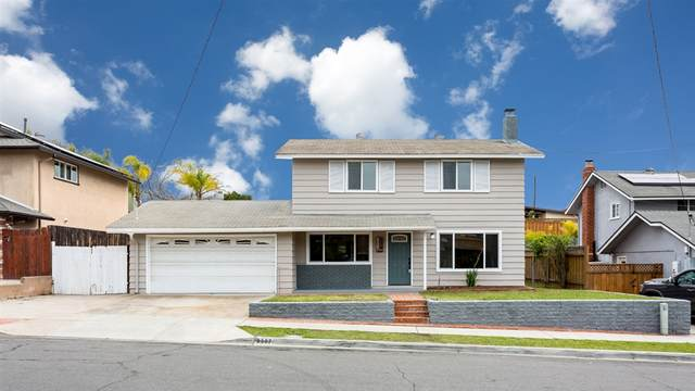 8587 Harwell Dr, San Diego, CA 92119 (#200013913) :: The Stein Group