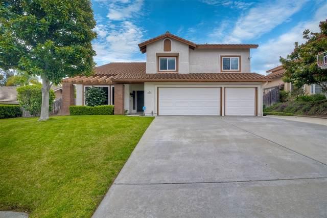 12619 Stoutwood St, Poway, CA 92064 (#200014003) :: Keller Williams - Triolo Realty Group