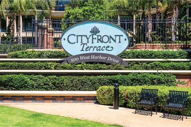500 W Harbor Dr #124, San Diego, CA 92101 (#200014071) :: The Stein Group