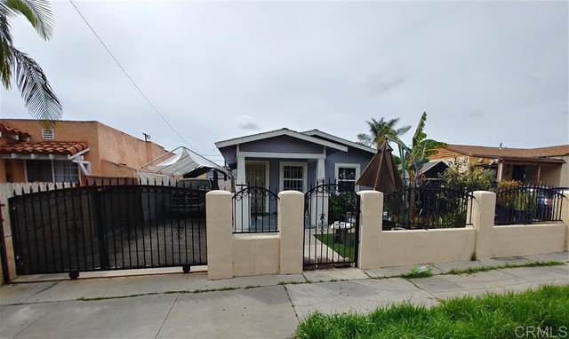 3636-3638 44Th St, San Diego, CA 92105 (#200014100) :: Neuman & Neuman Real Estate Inc.