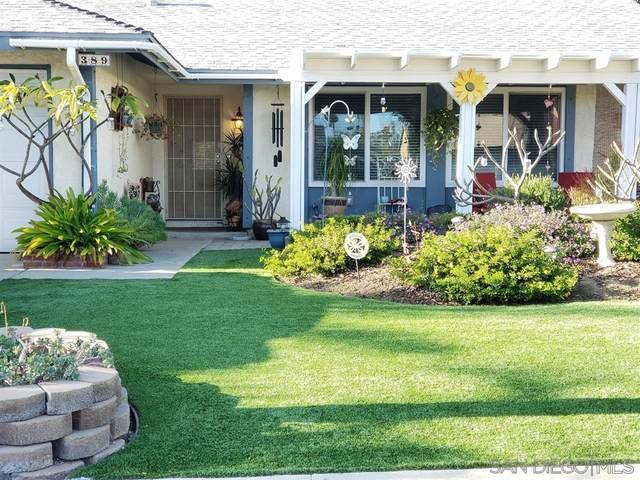 389 Rancho Vista Place, Vista, CA 92083 (#200014104) :: Keller Williams - Triolo Realty Group