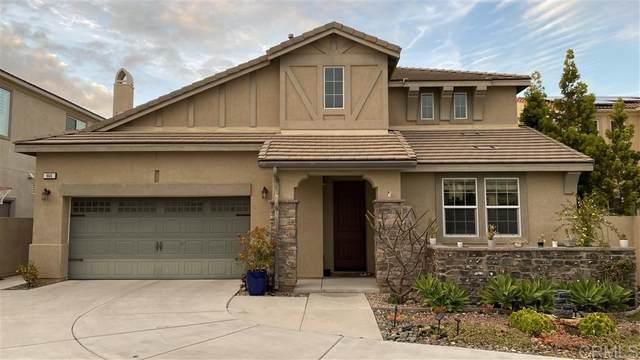 866 Hailey Ct, San Marcos, CA 92078 (#200014405) :: Keller Williams - Triolo Realty Group