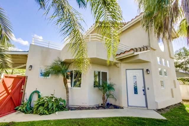 1255 Gertrude, San Diego, CA 92110 (#200014449) :: Keller Williams - Triolo Realty Group