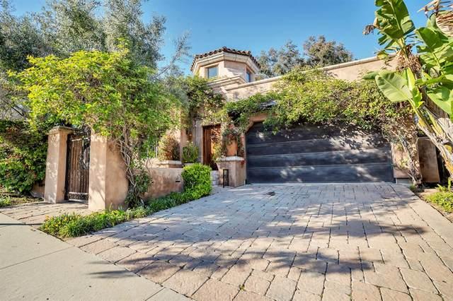 5851 Soledad Mountain Rd, La Jolla, CA 92037 (#200014546) :: Keller Williams - Triolo Realty Group