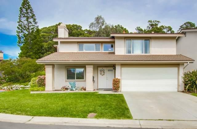4523 Caminito Pedernal, San Diego, CA 92117 (#200014651) :: Tony J. Molina Real Estate
