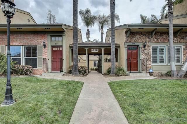 4849 Williamsburg Ln #158, La Mesa, CA 91942 (#200014676) :: The Stein Group