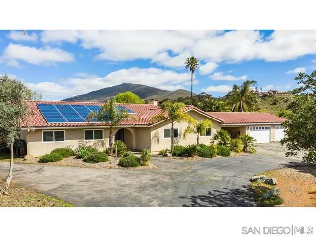 2116 Via Dieguenos, Alpine, CA 91901 (#200014687) :: Keller Williams - Triolo Realty Group