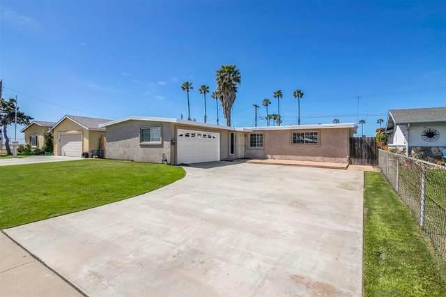 1480 East Ln, Imperial Beach, CA 91932 (#200014866) :: COMPASS