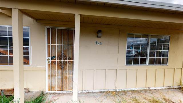 622 Clamath St, Spring Valley, CA 91977 (#200014882) :: Keller Williams - Triolo Realty Group