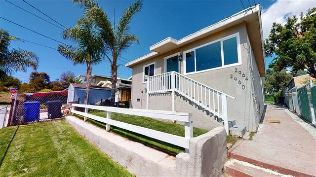 2960-2964 J St, San Diego, CA 92102 (#200015005) :: Dannecker & Associates