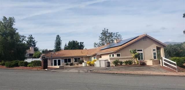1320 Camino Del Sequan, Alpine, CA 91901 (#200015098) :: Neuman & Neuman Real Estate Inc.