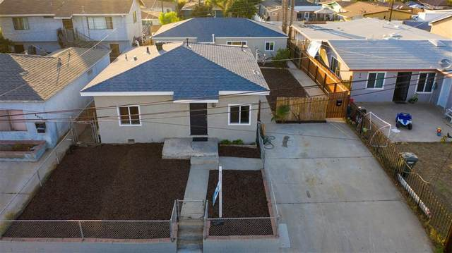 1146-1148 Granger St, Imperial Beach, CA 91932 (#200015151) :: Farland Realty