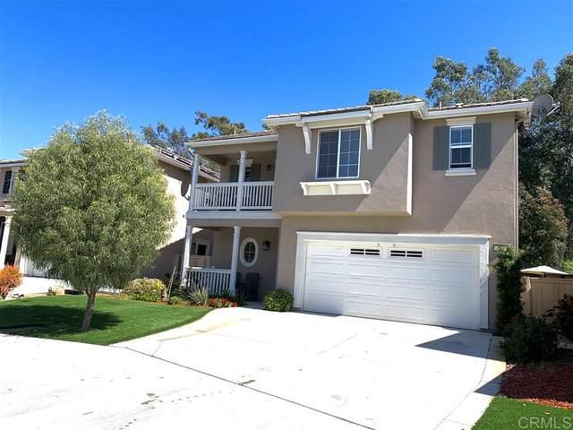 780 Arbor Glen Lane, Vista, CA 92081 (#200015246) :: Keller Williams - Triolo Realty Group