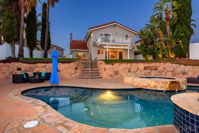 9017 Sundance Ct, San Diego, CA 92129 (#200015300) :: Neuman & Neuman Real Estate Inc.