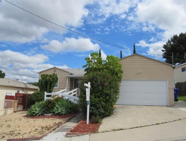 3111 Collura St, San Diego, CA 92105 (#200015328) :: Keller Williams - Triolo Realty Group