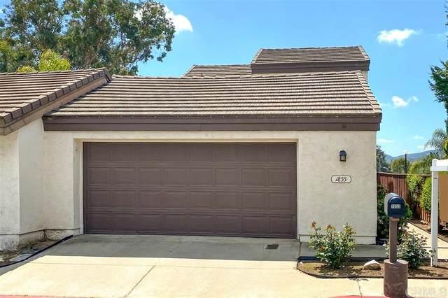 1855 Guilder Glen, Escondido, CA 92029 (#200015367) :: Neuman & Neuman Real Estate Inc.