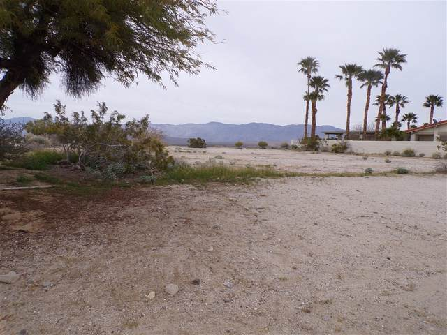0 Hunter Drive 6 & 7, Borrego Springs, CA 92004 (#200015438) :: Yarbrough Group